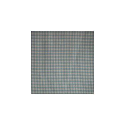 Gingham Checks Cotton Throw Pillow by Patch Magic