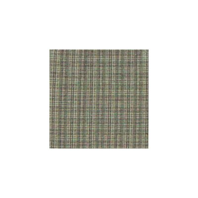 Patch Magic Green Sage Plaid Black and White Lines Napkin