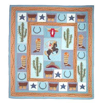 Patch Magic Cowboy Quilt