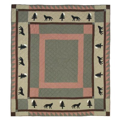Patch Magic Wolf Trail Quilt Collection