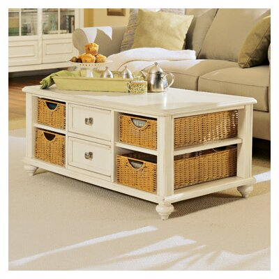 Camden 2 Drawer Coffee Table II by American Drew