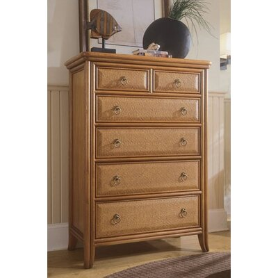 Antigua 6 Drawer Chest by American Drew
