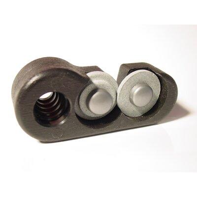 DiamondStone Stone Pocket Sized Diamond & Ceramic Knife Sharpener by McGowan