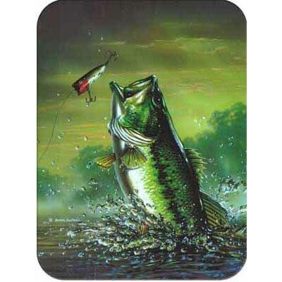 McGowan Tuftop Bass Cutting Board