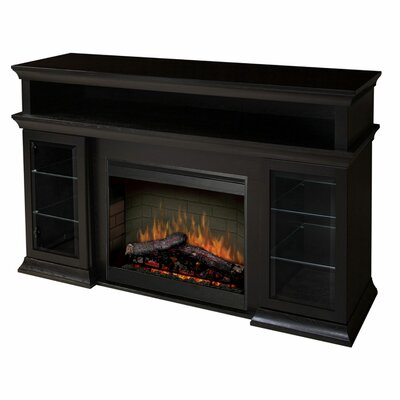 Dimplex Bennett Tv Stand With Electric Fireplace Reviews Wayfair