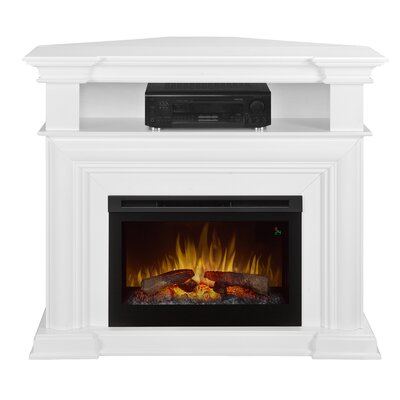 Colleen Media Console Electric Fireplace by Dimplex