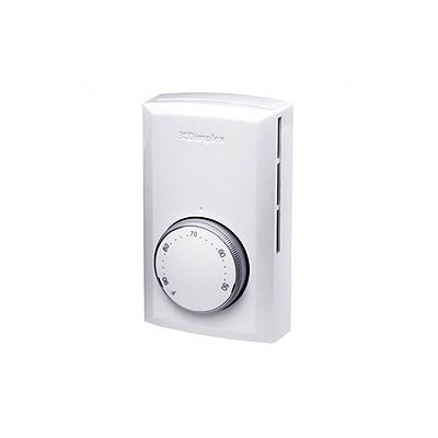 Non-Programmable Dial Thermostat Product Photo