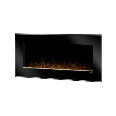 Dusk Wall Mounted Electric Fireplace by Dimplex