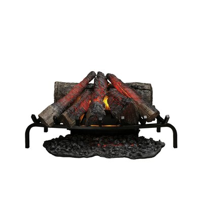 Open Hearth Insert Electric Fireplace by Dimplex