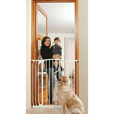 Extra Tall Hallway Pet Gate by Bindaboo