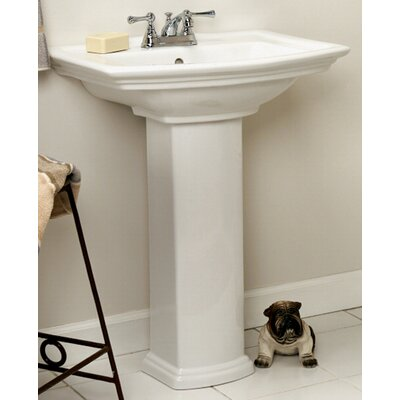 Washington 460 Pedestal Bathroom Sink Product Photo