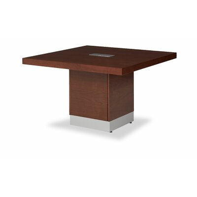 AICO AOS OFFICE Incept 4' Square Conference Table