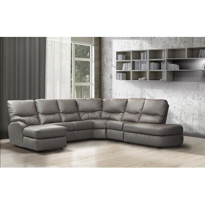 Eva Reclining Sectional by Relaxon