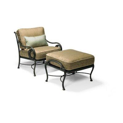 Woodard Landgrave Old Gate Lounge Chair