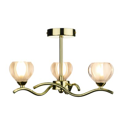 Dar Lighting Dionne Chandelier Shade Amp Reviews Wayfair Uk