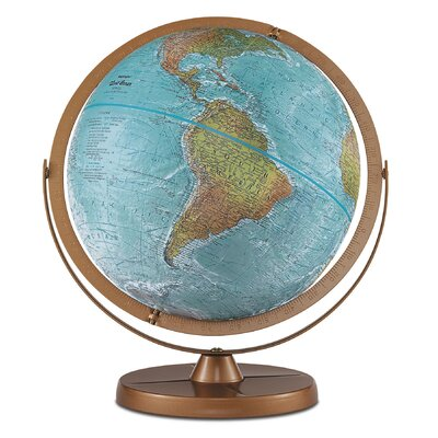 Atlantis Educational Globe by Replogle