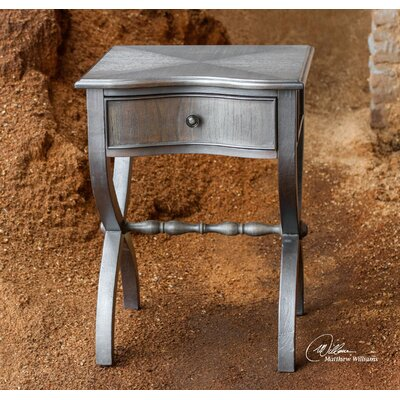 Nolea End Table by Uttermost