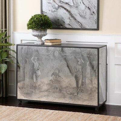 Antheia Mirrored Console Table by Uttermost