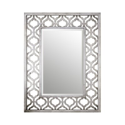 Sorbolo Rectangle Wall Mirror by Uttermost