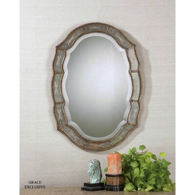 Fifi Beveled Mirror by Uttermost