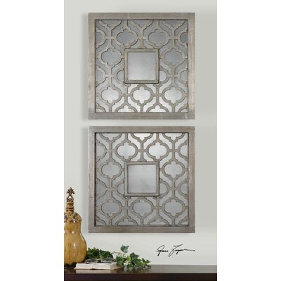 Sorbolo Wall Mirror by Uttermost