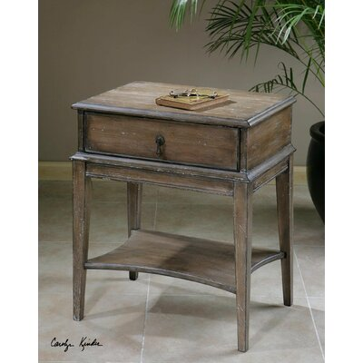 Hanford End Table by Uttermost