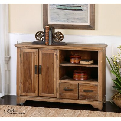 Sadler TV Console Table by Uttermost