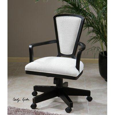 Exavier Modern Desk Chair by Uttermost
