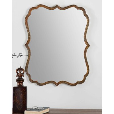 Spadola Wall Mirror by Uttermost