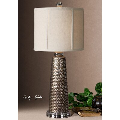"""Uttermost Nenana 28"""" H Table Lamp with Drum Shade"""