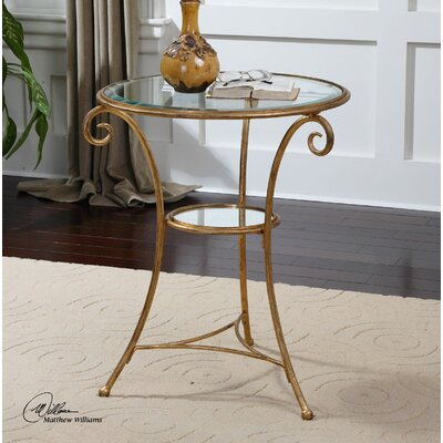 Maia End Table by Uttermost