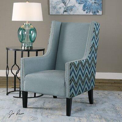 Arwyn Modern Arm Chair by Uttermost