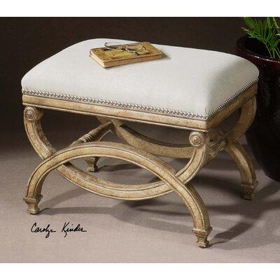 Uttermost Karline Wood Bench