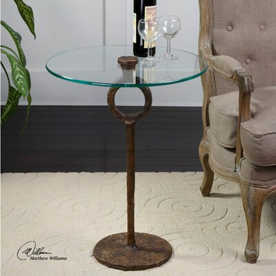 Diogo End Table by Uttermost