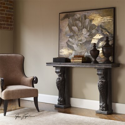 Liem Aged Console Table by Uttermost