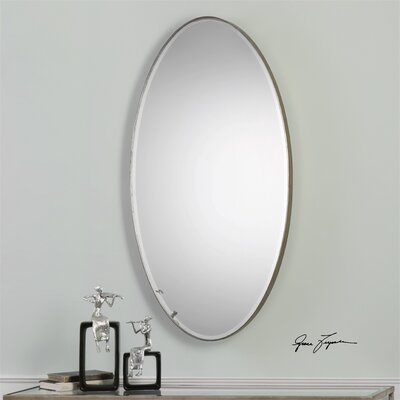 Petra Oval Mirror by Uttermost