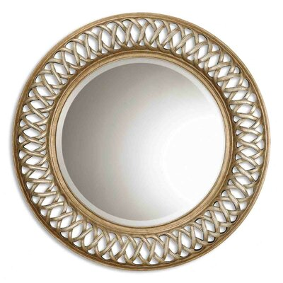 Entwined Wall Mirror by Uttermost