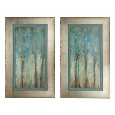 Whispering Wind Framed Original Painting by Uttermost