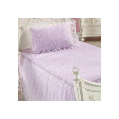 Bacati Bedding Ball Gown 3 Piece Comforter Set