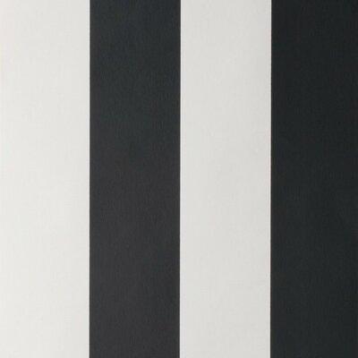 """ferm LIVING Very Special Vertigo 33' x 21"""" Stripes Wallpaper"""