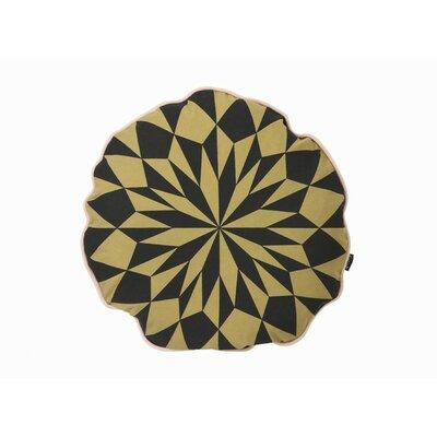 ferm living star round organic cotton throw pillow reviews wayfair. Black Bedroom Furniture Sets. Home Design Ideas
