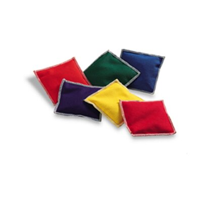 Rainbow Bean Bag Game Set (6/pack) by Learning Resources