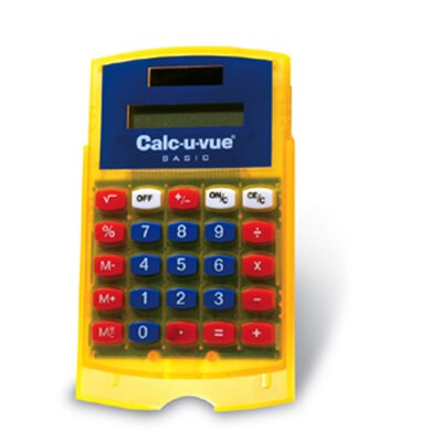 Learning Resources Basic Student Calc-u-vue Tool