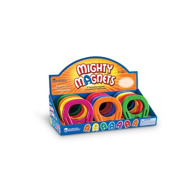 Learning Resources Pop Display Horseshoe Shaped Mighty