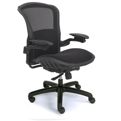 Valo Mid-Back Magnum Conference Chair with Ergonomic Support