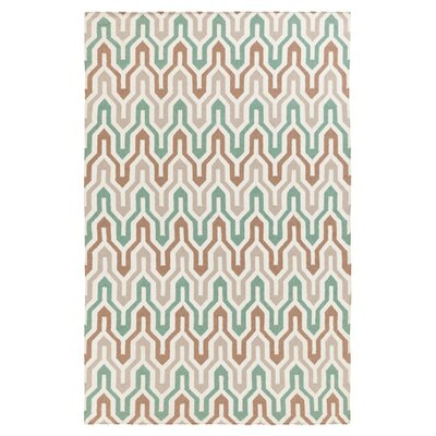 Fallon Slate Green Area Rug by Jill Rosenwald Rugs