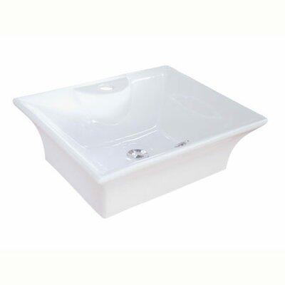 Forte Bathroom Sink by Elements of Design
