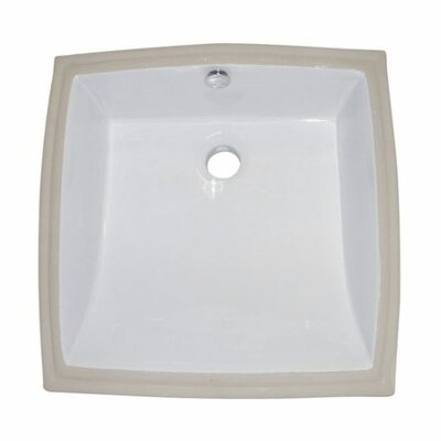 Cove Undermount Bathroom Sink Product Photo