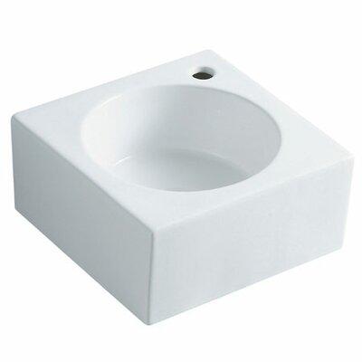 Villa Bathroom Sink by Elements of Design
