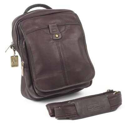 Classic Messenger Bag by Claire Chase